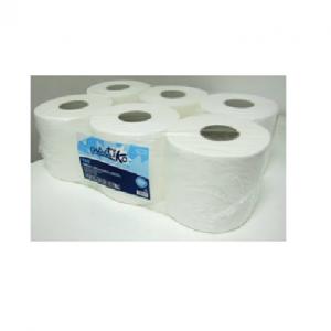Bobina de papel mecha laminado pasta