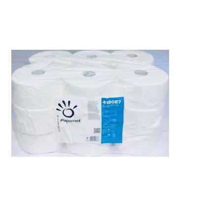 Rollo papel higienico industrial papernet