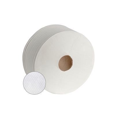 Rollo higienico industrial 2 capas