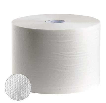 Bobina papel mecanico reciclado