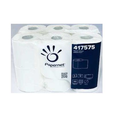 papel higienico extra virgen de 2 capas
