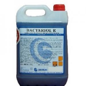 Bacteriol R con registro HA