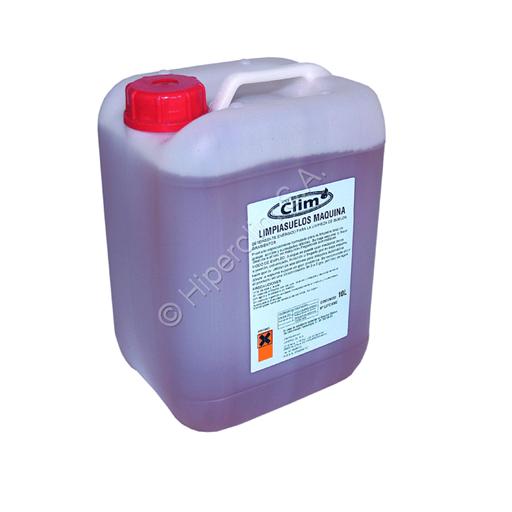 Detergente desengrasante baja espuma