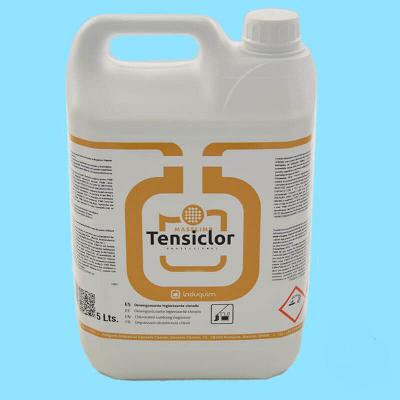 Detergente virucida clorado