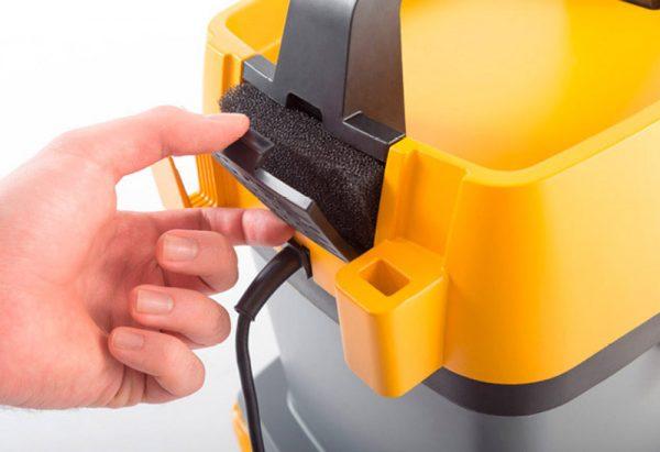 filtro de salida aspirador ghibli as5