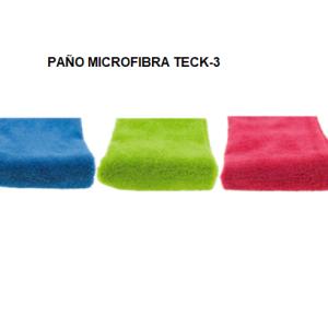 SET DE 3 UNIDADES PAÑO MICROFIBRA PAMEX